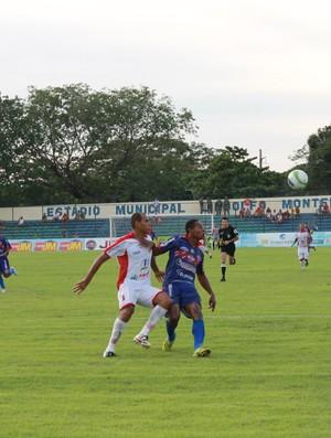 Piauí x 4 de Julho - Campeonato Piauiense 2013 (Foto: Náyra Macêdo/GLOBOESPORTE.COM)