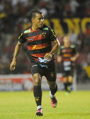 Marcos Aurélio Sport (Foto: Aldo Carneiro / Pernambuco Press)