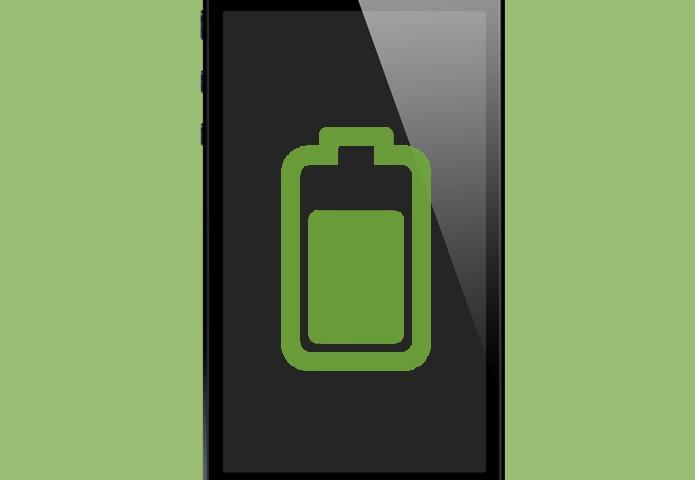 Bateria de smartphones costumam ser alvo de grandes reclamações de usuários (Foto: Arte/TechTudo)