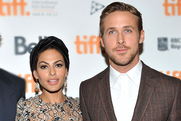 Ryan Gosling e Eva Mendes (Foto: Getty Images)