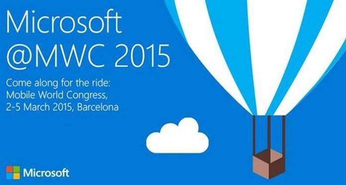 Microsoft começou a enviar convites para MWC 2015 (Foto: Divulgação)