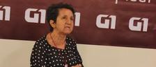 Lourdes defende legalização do aborto (Gilcilene Araújo/G1)