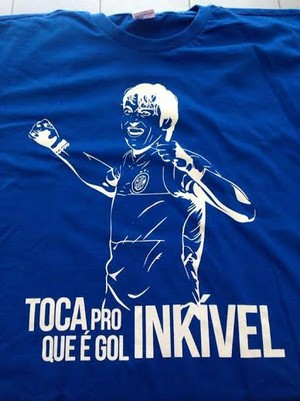 Camisa Leandro Kível (Foto: Reprodução)