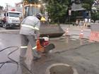 Compesa termina obra antes do prazo na Avenida Domingos Ferreira