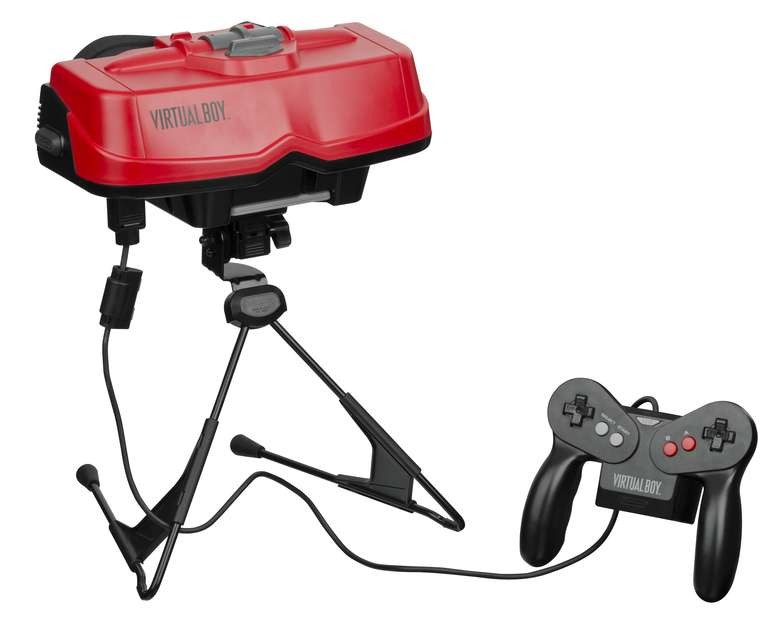 Virtual Boy (Foto: Wikimedia)