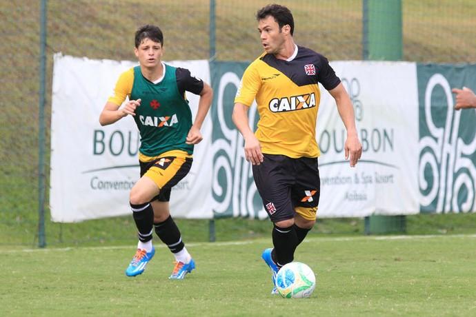 kleber Gladiador Vasco treino (Foto: Marcelo Sadio / Flickr do Vasco)