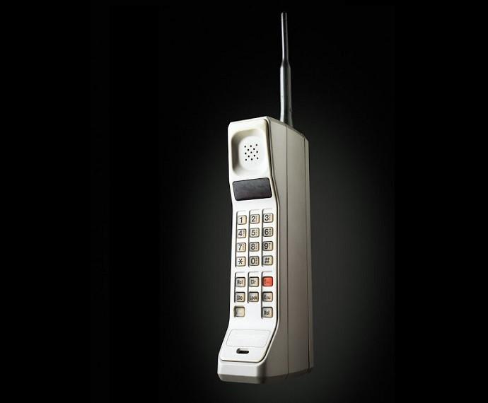 Celular tijolão foi lançado em 1995 (Foto: Divulgação)