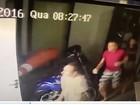 Oito presos fogem da delegacia de Maracanaú; vídeo