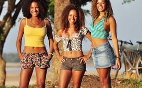 Trilha Sonora: atrizes cantam 'Jardins da Babilônia', tema das três joias