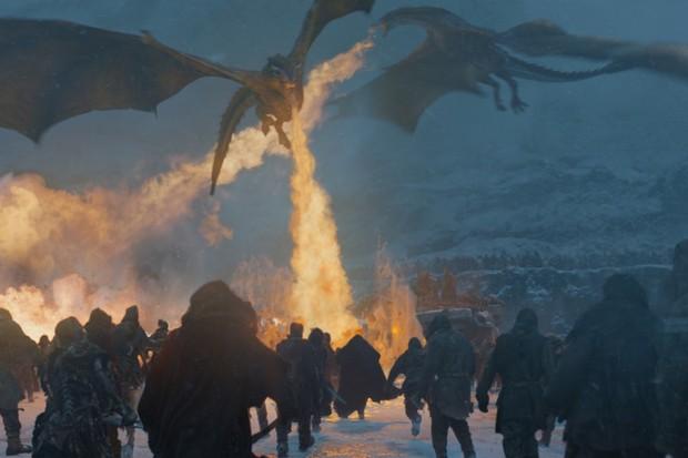 Game of Thrones é só sobre dragões (Foto: Divulgação)