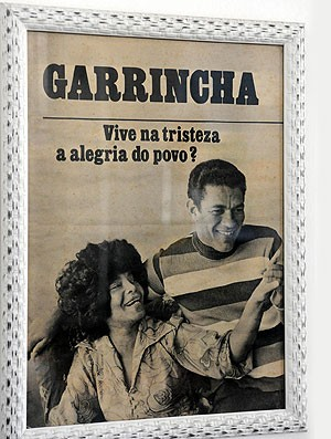 Elza Soares, Brasil, 1962 (Foto: Alexandre Durão / Globoesporte.com)