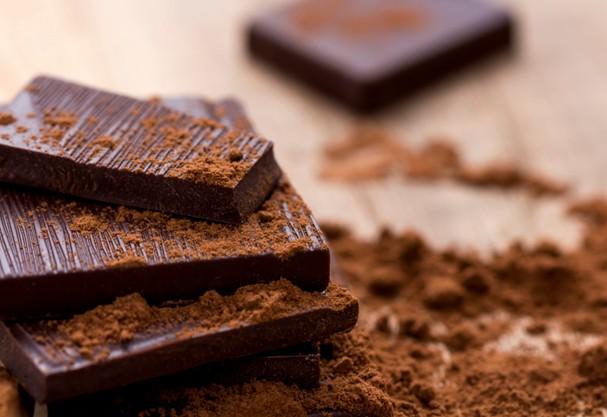 Bateu aquela vontade louca de comer doce? Faça como Audrey e aposte no chocolate amargo! (Foto: Divulgação)