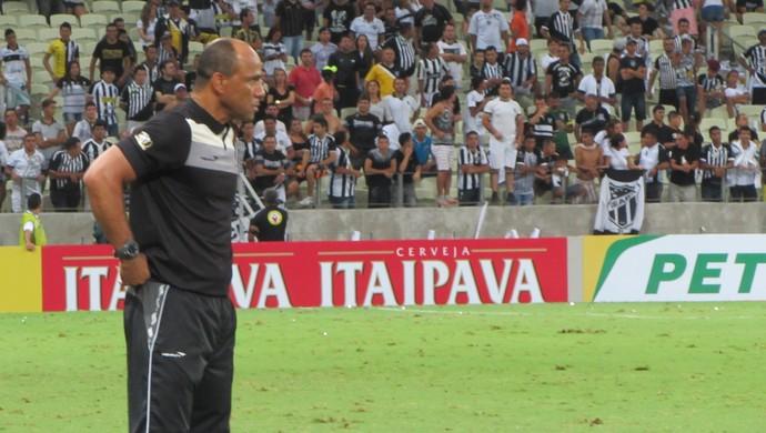 Sérgio Soares, Ceará, técnico (Foto: Juscelino Filho)