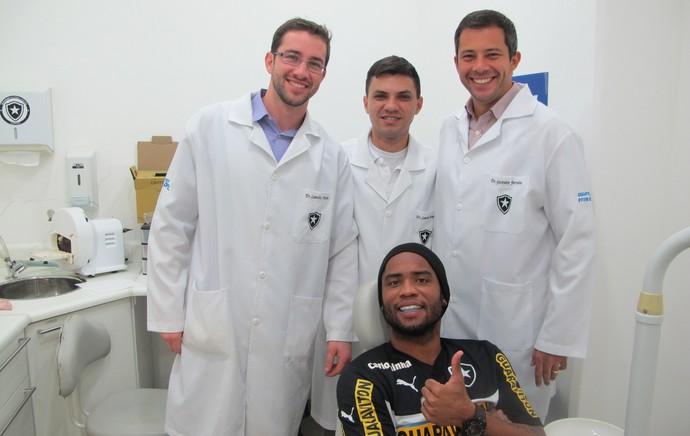 Carlos Alberto Botafogo (Foto: Gustavo Rotstein)