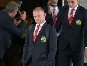 Wayne Rooney Manchester United (Foto: Reuters)