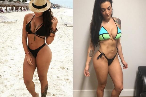 Monique Amin (Foto: Instagram / Reprodução)