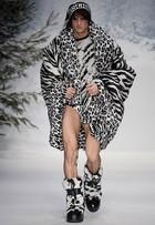 Veja os looks mais bizarros da semana de moda de Londres