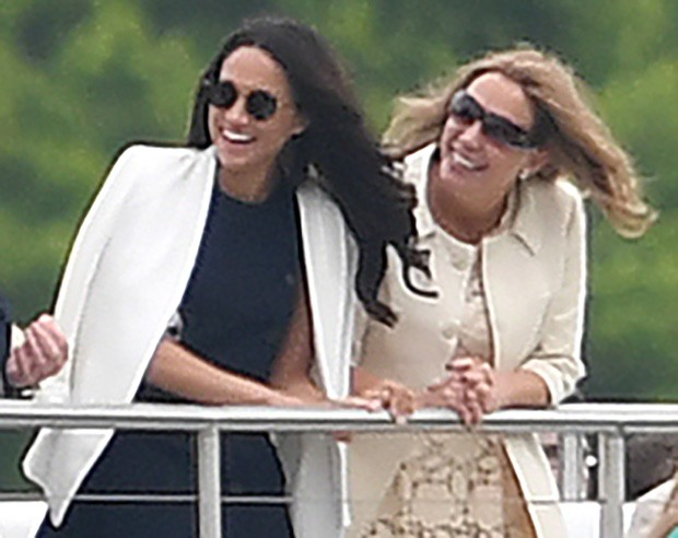 Meghan Markle, namorada do Príncipe Harry (Foto: The Grosby Group)