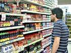 Vendas reais dos supermercados caem 2,16% em maio, diz Abras