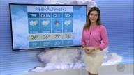 Veja a previsão do tempo para esta terça-feira na região de Ribeirão