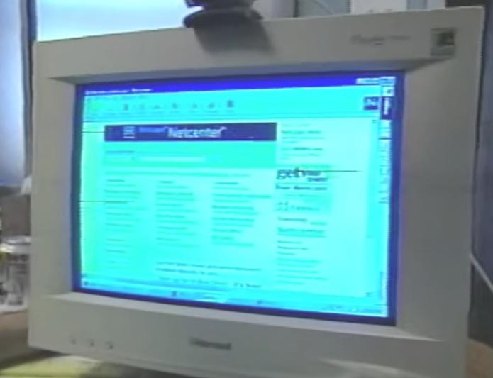 Netscape Navigator explodiu nos anos 1990 por exibir web em interface fácil de usar (Foto: Reprodução/Poynter) (Foto: Netscape Navigator explodiu nos anos 1990 por exibir web em interface fácil de usar (Foto: Reprodução/Poynter))