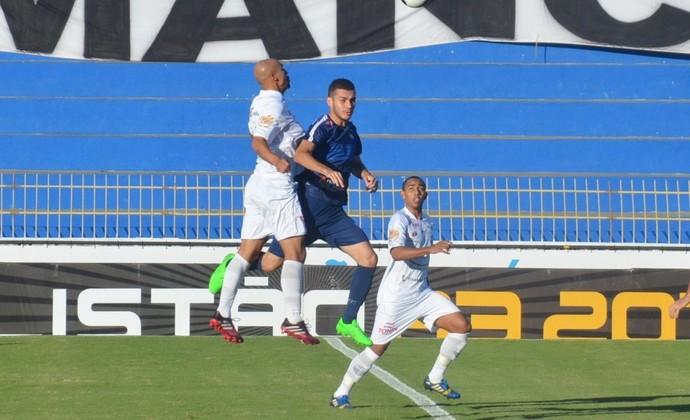 São José FC Comercial (Foto: Tião Martins/TM Fotos)
