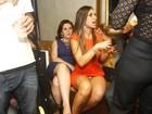 'Me vejo uma mulher mais madura', diz Nicole Bahls ao completar 27 anos