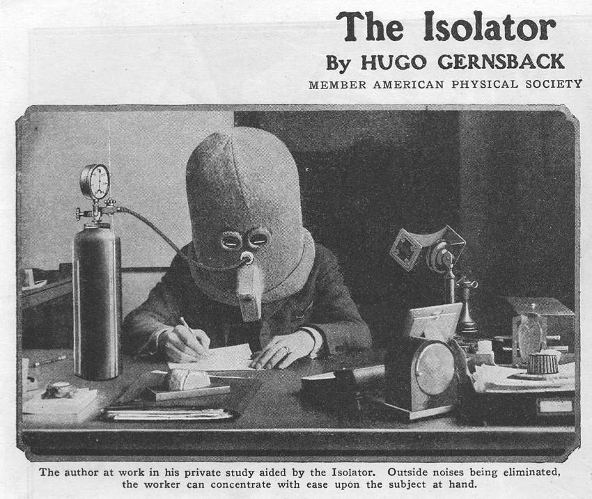 O isolador (Foto: Reprodução)