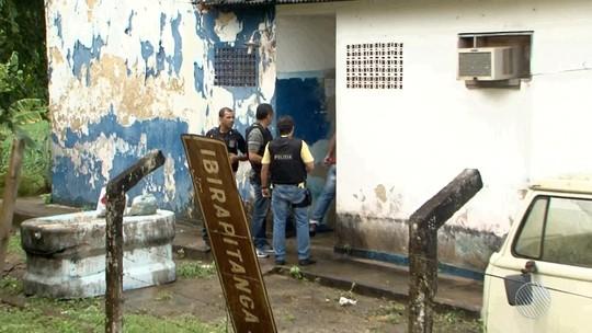 Grupo invade delegacia e mata dois presos em cidade na região sul da BA