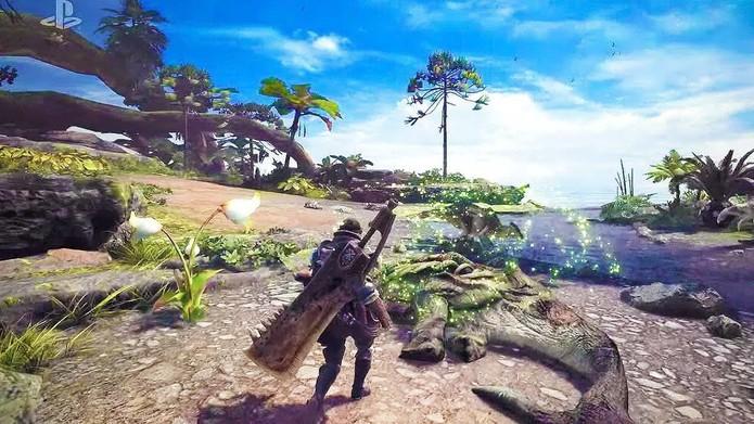 Monster Hunter: World (Foto: Divulgação/Capcom)