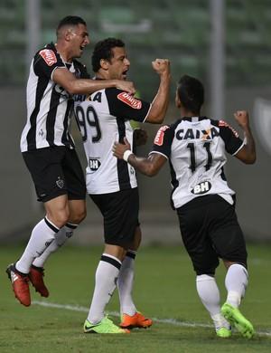 Fred Atlético-MG x Joinville  (Foto: Agência Estado)