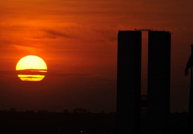 Congresso Nacional em Brasília (Foto: Arquivo/Agência Brasil)