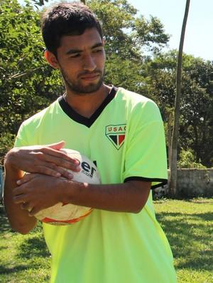 Sócrates Usac Suzano (Foto: Thiago Fidelix)