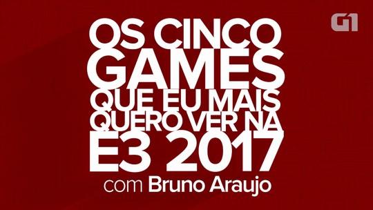 'God of War' de barba, novo 'Mario' e 'Call of Duty' na 2ª Guerra: Conheça os 5 games que o G1 mais quer ver na E3 2017
