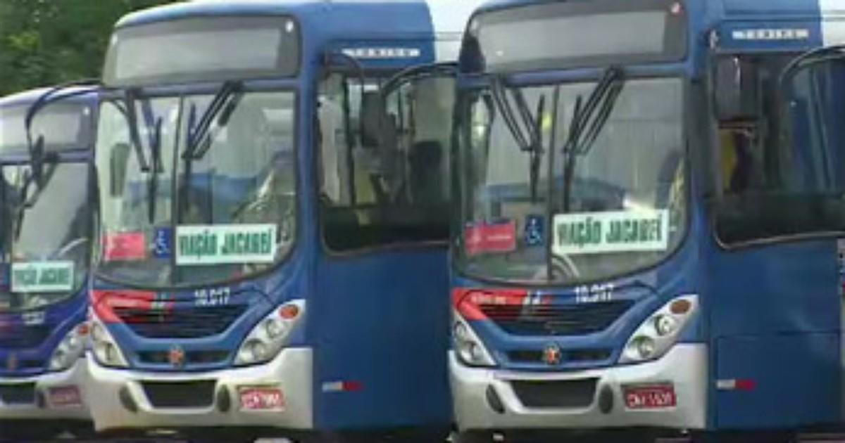 Passagem de ônibus entre São José, Jacareí e Caçapava sofre ... - Globo.com