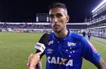Rafael Marques exalta vitória do Cruzeiro diante do Santos na Vila Belmiro