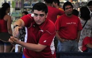 Tênis de mesa, Manaus (Foto: Antônio Lima/Semdej)