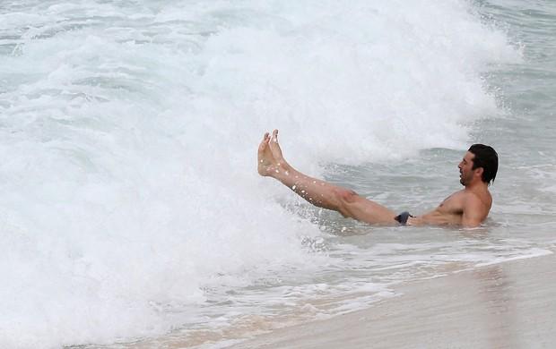 itália praia (Foto: AP)