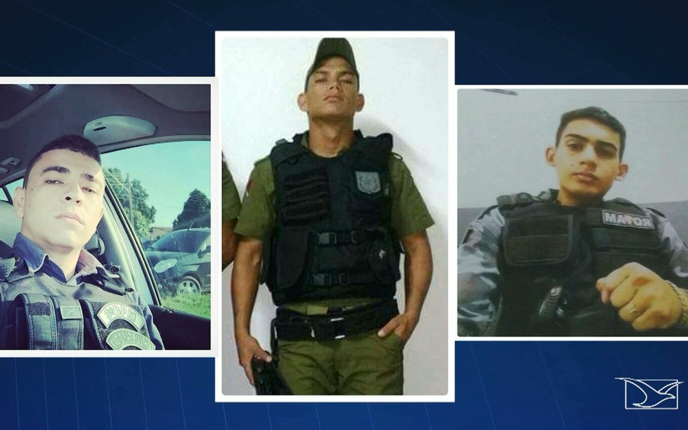 Policiais já vinham sendo investigados pelo Serviço de Inteligência (Foto: Reprodução/TV Mirante)