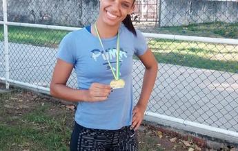 Janaína Santos disputará o Brasileiro Sub-20 Inter Seleções de atletismo