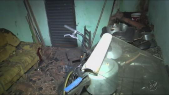 Homem tem 90% do corpo queimado após explosão de botijão de gás