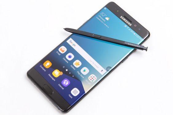 Galaxy Note 7. Smartphone não será mais produzido (Foto: Divulgação)