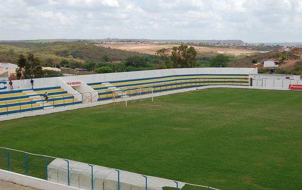 Araripina Estádio (Foto: Tiago Medeiros)