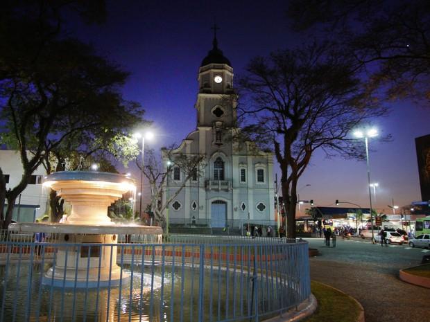 Igreja Matriz São José dos Campos (Foto: Antonio Basílio / Divulgação PMSJC)