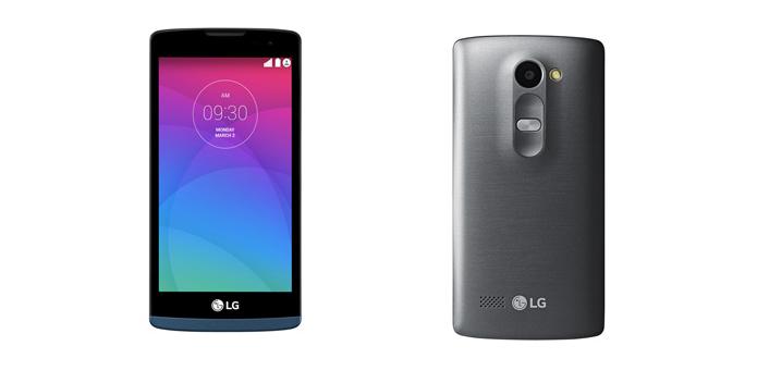 Modelo da LG tem visual mais elegante (Foto: Divulgação/LG)