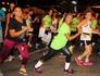FOTOS: Competidores fazem aquecimento no GP Teresina  (Josiel Martins)
