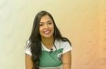 Rosângela Souza, candidata do Novo, é eleita Musa do Campeonato Sul-Mato-Grossense