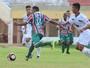 Em Mossoró, Baraúnas e Alecrim empatam em 1 a 1 no Nogueirão