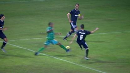 Os gols de Botafogo 1 x 1 Coruripe pela Copa do Brasil
