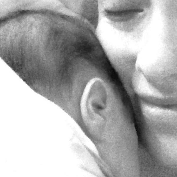 Filho de Olivia Wilde (Foto: Instagram)